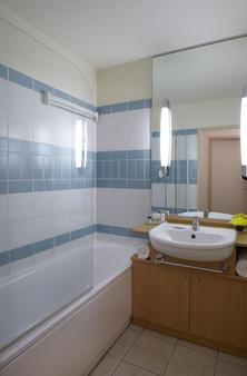 馨乐庭巴士底狱巴黎里昂车站酒店 - 巴黎 - 浴室