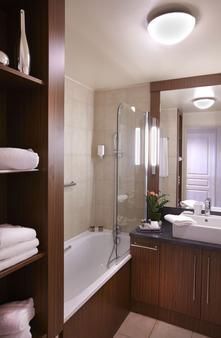 馨乐庭圣日耳曼德普雷巴黎公寓酒店 - 巴黎 - 浴室