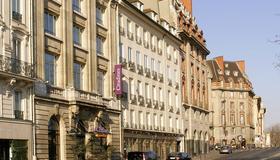馨乐庭圣日耳曼德普雷巴黎公寓酒店 - 巴黎 - 建筑