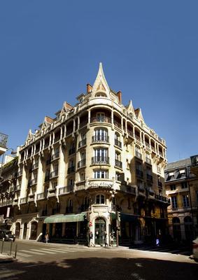 巴黎卢浮宫馨乐庭酒店 - 巴黎 - 建筑