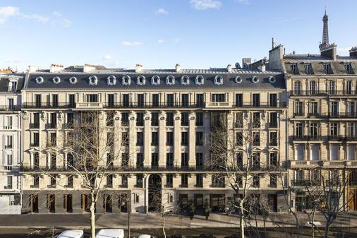 巴黎凯旋门雅诗阁服务公寓酒店 - 巴黎 - 建筑