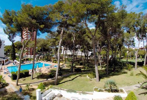Hotel Riu Playa Park - 马略卡岛帕尔马 - 户外景观