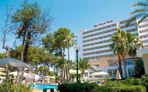 路普拉亚园酒店 - 式 - 马略卡岛帕尔马 - 建筑