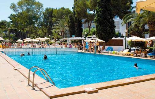 Hotel Riu Playa Park - 马略卡岛帕尔马 - 游泳池