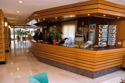 路普拉亚园酒店 - 式 - 马略卡岛帕尔马 - 柜台