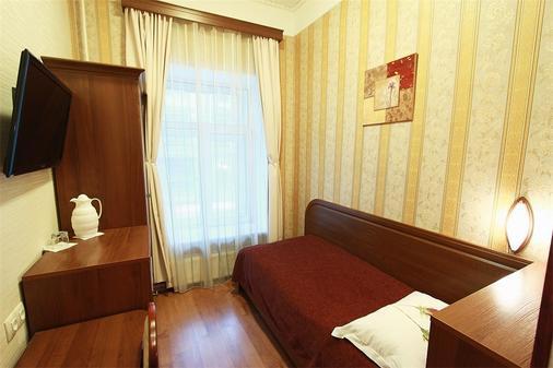 兹拉托乌斯特酒店 - 圣彼德堡 - 客厅