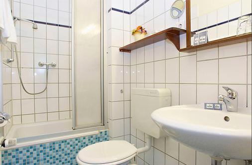 乔肯斯酒店 - 柏林 - 浴室