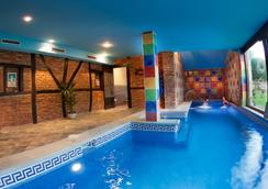 Complejo Hotelero San Marcos - Santillana del Mar - 游泳池