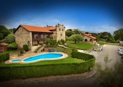 Complejo Hotelero San Marcos - Santillana del Mar - 户外景观