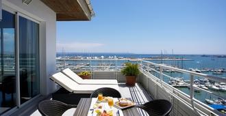 蔚蓝海岸酒店 - 马略卡岛帕尔马 - 阳台