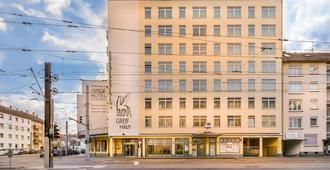 格雷夫酒店 - 卡尔斯鲁厄 - 建筑