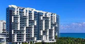 南海滩W度假村 - 迈阿密海滩 - 建筑