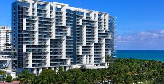 南海滩W酒店 - 迈阿密海滩 - 建筑