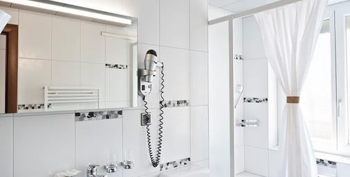 克朗尤特斯特拉斯酒店 - 苏黎世 - 浴室