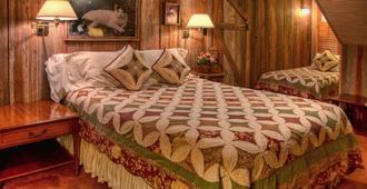 库布勒瓦尔德里普之家民宿 - 纽布朗费尔斯 - 睡房