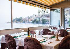 SunHotel Le Palme - Limone sul Garda - 餐馆