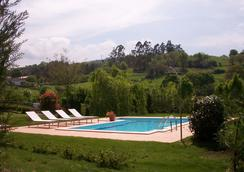 帕拉西奥加西亚基哈诺酒店 - 桑坦德 - 游泳池