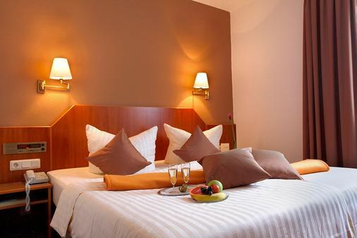 克里菲尔德霍夫酒店 - 汉诺威 - 睡房