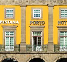 佩斯塔纳复古波尔图酒店-世界传承酒店