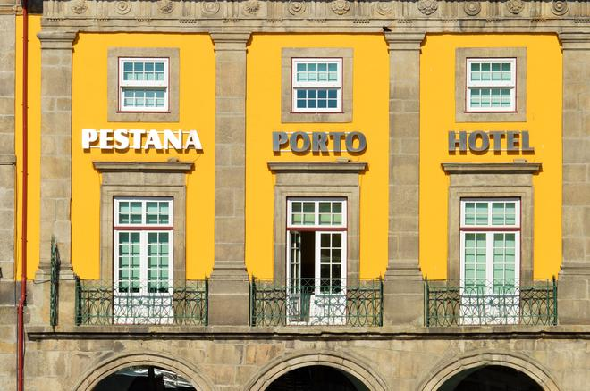 佩斯塔纳复古波尔图酒店-世界传承酒店 - 波尔图 - 建筑