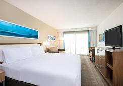 阿鲁巴假日酒店 - 海滩度假村及赌场 - 棕榈滩 - 睡房