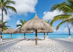 阿鲁巴假日酒店 - 海滩度假村及赌场 - 棕榈滩 - 海滩