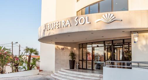 阿尔布费拉索尔酒店及spa中心 - 阿尔布费拉 - 建筑