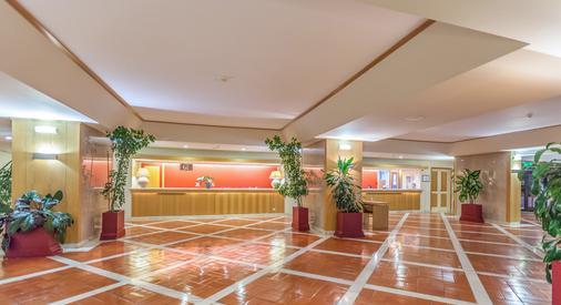 阿尔布费拉索尔酒店及spa中心 - 阿尔布费拉 - 柜台