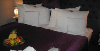 柏林格律瑙大使酒店 - 柏林 - 睡房