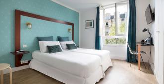 快乐文化普拉思酒店 - 巴黎 - 睡房