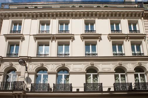 内尔套房酒店 - 贝斯特韦斯特顶级系列 - 巴黎 - 建筑