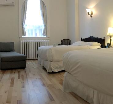 安布罗斯酒店 - 蒙特利尔 - 睡房