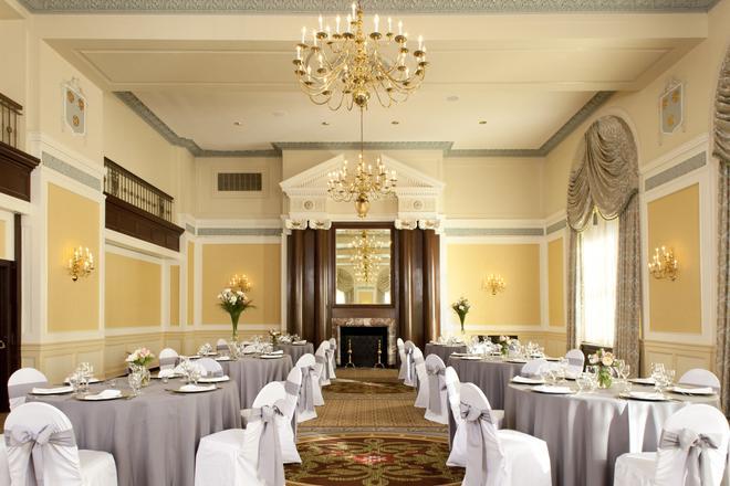 弗朗西斯马里恩酒店 - 查尔斯顿 - 宴会厅