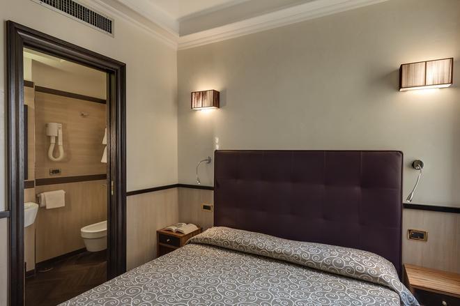 博罗梅奥酒店 - 罗马 - 睡房