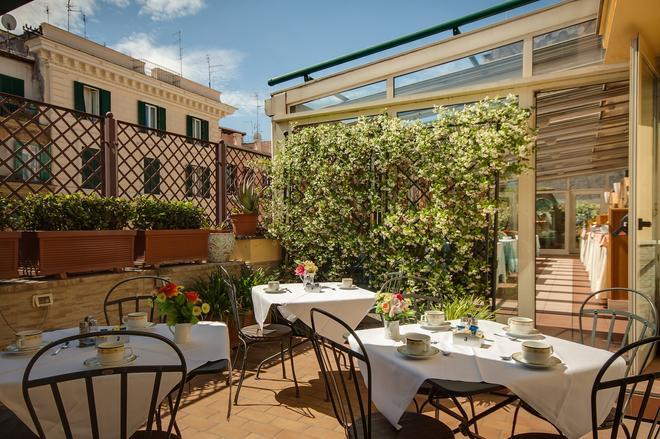 博罗梅奥酒店 - 罗马 - 餐馆