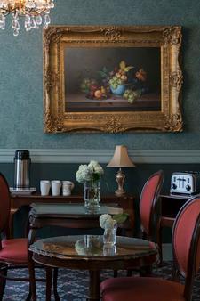 克利夫兰之家酒店 - 纽波特 - 餐馆