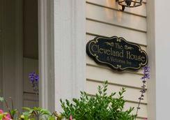 克利夫兰之家酒店 - 纽波特 - 户外景观