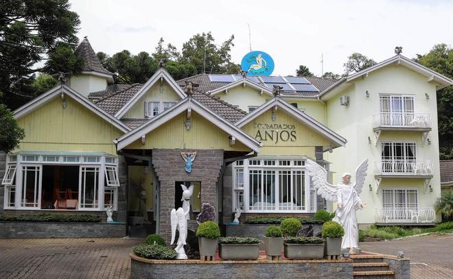 安若斯酒店 - 卡内拉 - 建筑