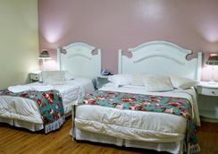 安若斯酒店 - 卡内拉 - 睡房