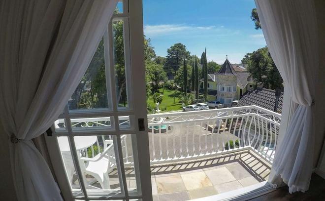安若斯酒店 - 卡内拉 - 阳台