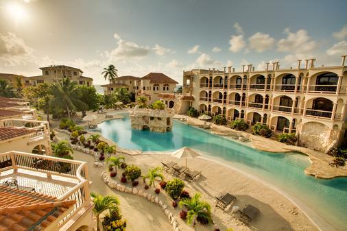 椰树海滩度假酒店 - 圣佩德罗 - 游泳池