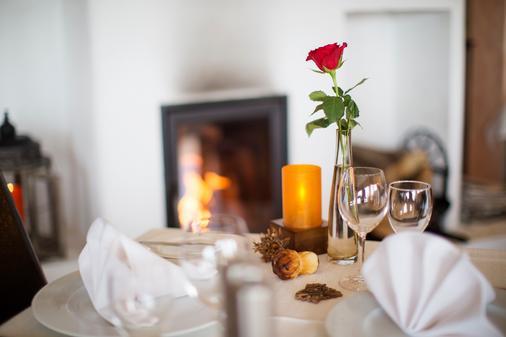 阿斯滕玫瑰 - 罗哈施泰德乡村酒店 - 温特贝格 - 餐馆