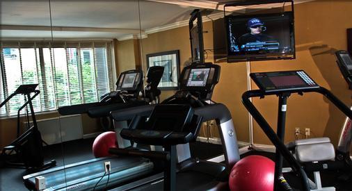 河畔莫杜斯酒店 - 华盛顿 - 健身房