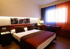 艺雅科隆大酒店 - 马德里 - 睡房