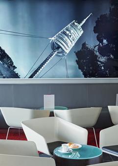 格兰维亚艾雅酒店 - 巴塞罗那 - 阳台