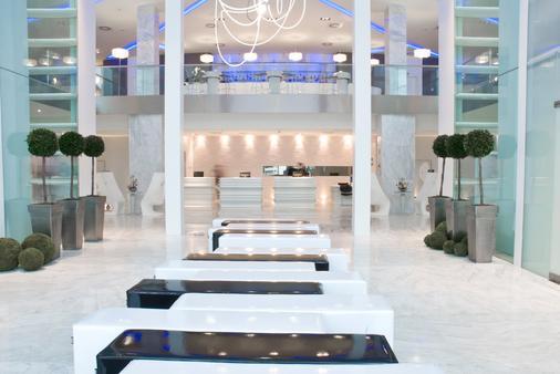 奥维耶多艾雅酒店 - 奥维多 - 大厅