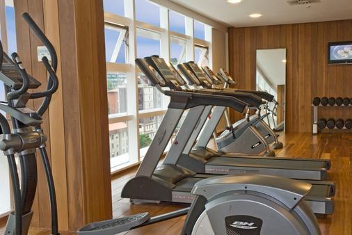 奥维耶多艾雅酒店 - 奥维多 - 健身房