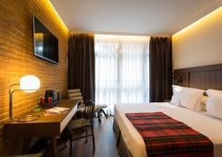 只有你阿托查酒店 - 马德里 - 睡房