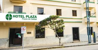 波苏斯迪卡尔达斯广场酒店 - 波苏斯-迪卡尔达斯 - 建筑