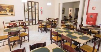波苏斯迪卡尔达斯广场酒店 - 波苏斯-迪卡尔达斯 - 餐馆